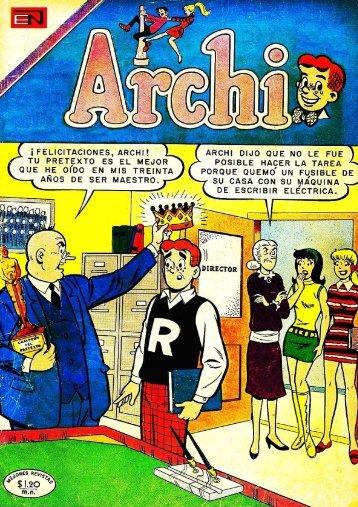 ARCHI- N°370- abril 1970