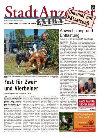 Stadtanzeiger Extra kw 27