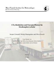 CO2-Reduktion und Energieeffizienz im Straßengüterverkehr