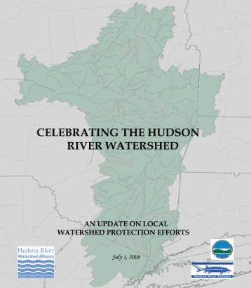 Celebrating the Hudson River Watershed