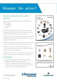 Wussten Sie schon - Freigaben für HFO und HFO-Gemische