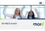 x - IST METZ