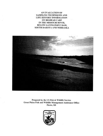 AN EVALUATION OF - U.S. Fish and Wildlife Service