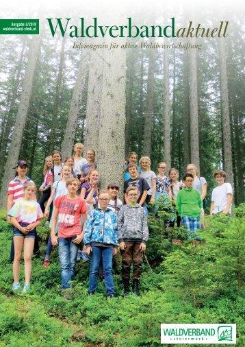 Waldverband Aktuell - Ausgabe 2018-03