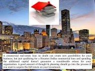 Houston Dallas Commercial Loans