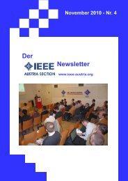 Mitglieder bei IEEE - IEEE Austria Section - Technische Universität ...