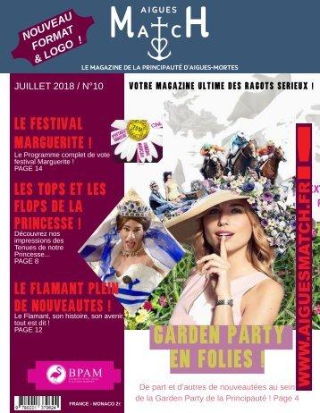 Aigues Match - Juillet 2018
