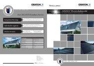 """""""SOLESIA""""-Photovoltaikmodul Der CREATON ... - Creaton AG"""