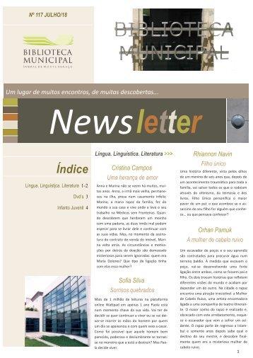 Newsletter julho