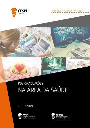 CESPU | Pós-Graduações na área da Saúde