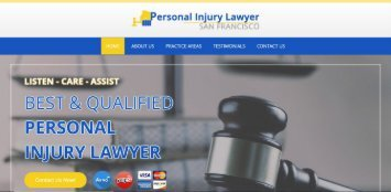 Personal Injury Lawyers in San Francisco
