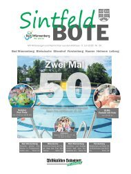 Sintfeld Bote_Juli 2018