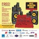The Deli NYC #55 - Half Waif, NYC MixCon 2018 - Page 3