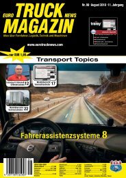 Euro Truck News Digital Nr. 08/2018