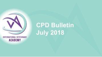 CPD Bulletin July 2018
