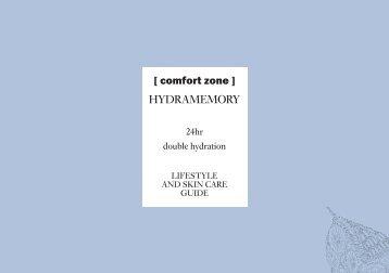 Comfortzone Produktserie Hydramemory
