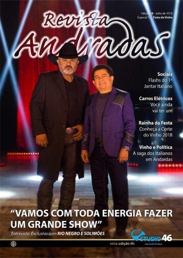 Revista Andradas 2018 - Elias Batista