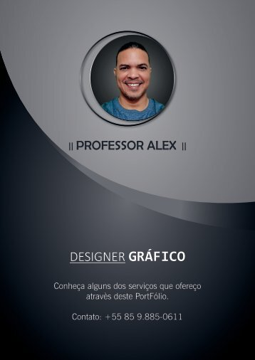 PortFólio - Professor Alex