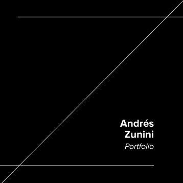 Portfolio  / Andrés Zunini