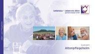 Altenpflegeheim Gosheim - St. Anna-Hilfe gGmbH