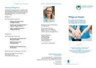 Pflege zu Hause - Klinikum Duisburg