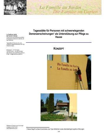 Rapport d 39 activit s 2008 t tigkeitsbericht 2008 la for Au jardin de la famille de fabreville