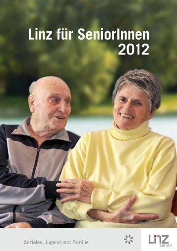 Broschüre Linz für SeniorInnen - Portal - Stadt Linz