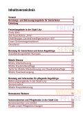 Broschüre Linz für SeniorInnen - Portal - Stadt Linz - Seite 3