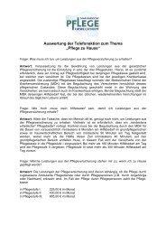 Pflege zu Hause - Saarländische Pflegegesellschaft eV