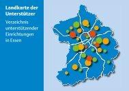 Landkarte der Unterstützer - Deutsche Hochschule der Polizei