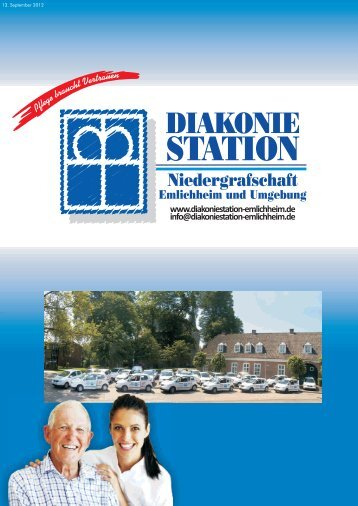 pflege Beratungs- dienste Notfall- systeme Beratungs - Diakonie ...