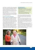 Patientenverfügung, Vorsorgevollmacht Zu Hause pflegen - Seite 5