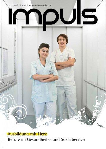 Ausbildung mit Herz Berufe im Gesundheits- und ... - OdA GS Aargau