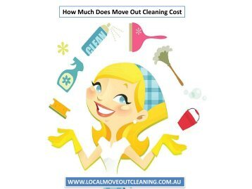 How Much Does Move Out Cleaning Cost