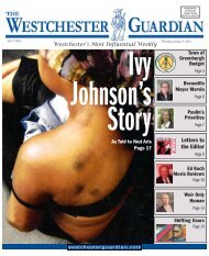 The Westchester Guardian – 06 January 2011