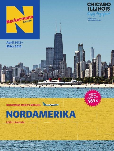 NECKERMANN Nordamerika So12