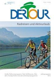 DERTOUR Radreisenundaktivurlaub 2012