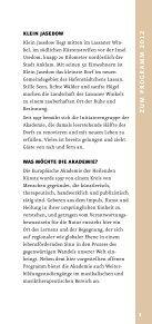 Europäische Akademie der Heilenden Künste European Academy ... - Seite 3