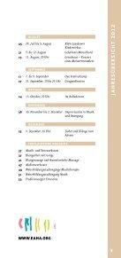 Europäische Akademie der Heilenden Künste European Academy ... - Seite 5