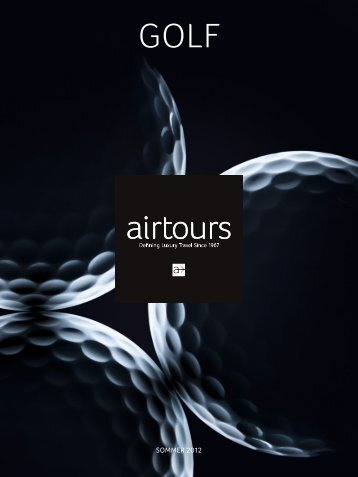 AIRTOURS Golf So12