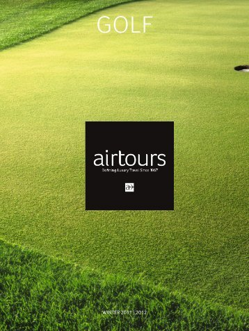 AIRTOURS Golf Wi1112