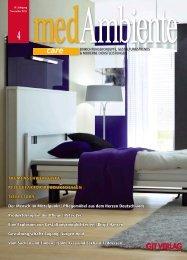 Produktdesign in der Pflege – ein Gespräch mit Peter Zec - GIT Verlag