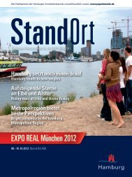 Stand Ort - Immobilienmanagement Hamburg