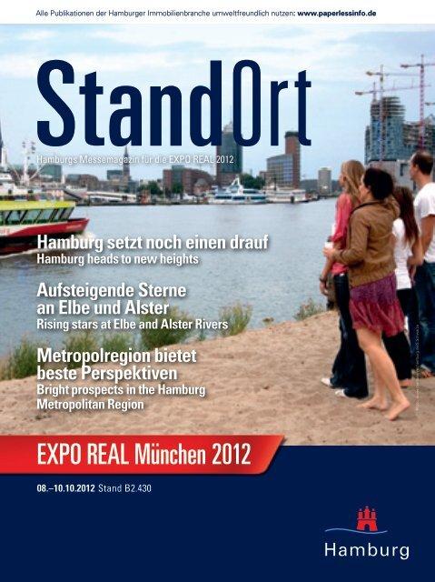 Stand Ort - Immobilienmanagement Hamburg