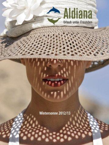 ALDIANA Wintersonne Wi1213