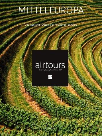 AIRTOURS Mitteleuropa So12