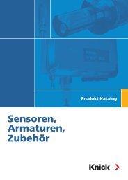 Knick Sensoren, Armaturen, Zubehör - EMT