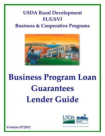 Business Guarantee Forms | WHEDA