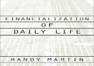 [+]The best book of the month Financialization Of Daily Life (Labor In Crisis)  [FULL]