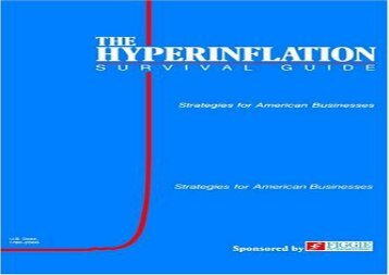 [+]The best book of the month The Hyperinflation Survival Guide: Strategies for American Businesses  [FREE]